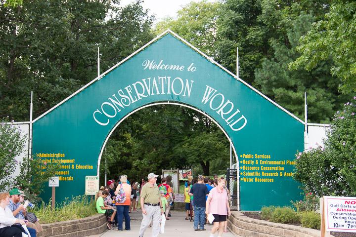 Conservation World