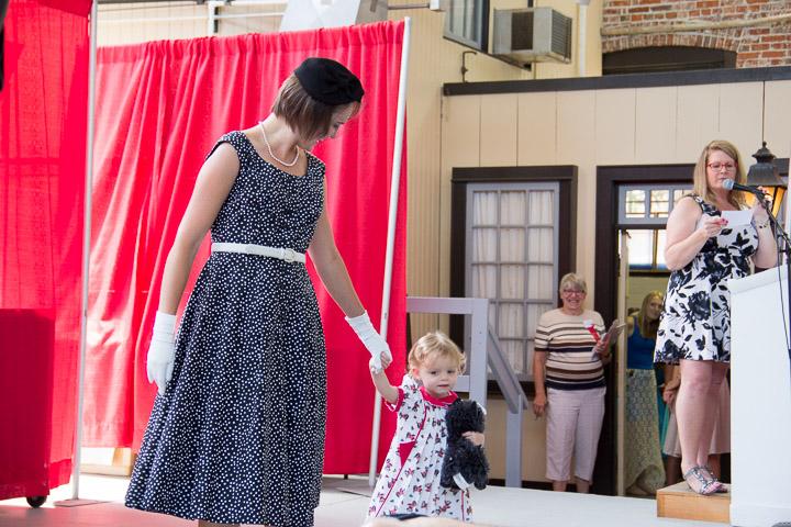 Illinois State Fair fashion show