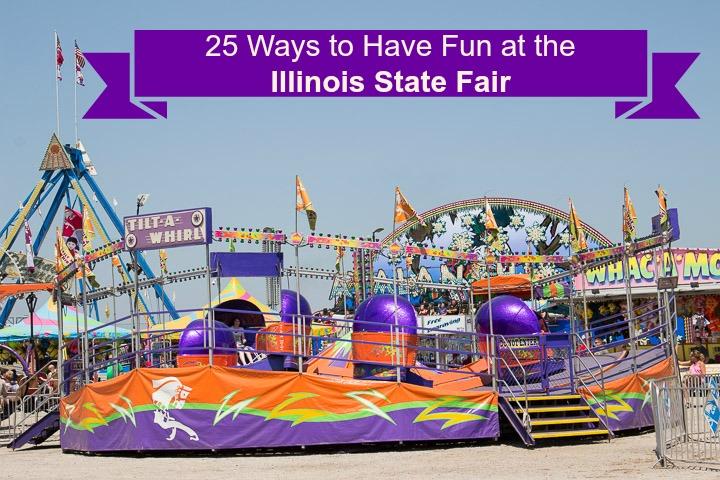Illinois State Fair Midway