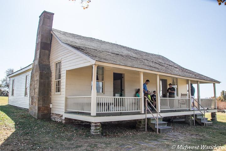 John Ray house