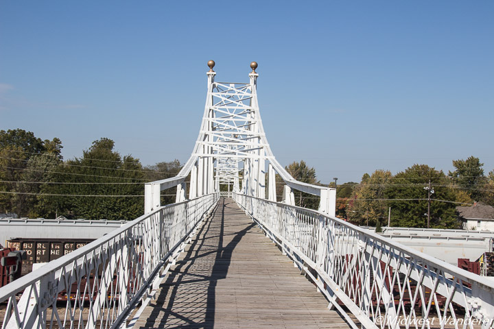 Jefferson Avenue Footbridge