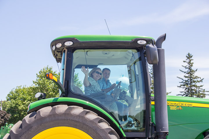 Webster City Tractor Drive