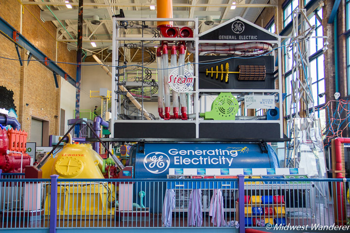 Science Central, Fort Wayne Indiana