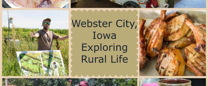 Webster City: Exploring Rural Life – Day 2