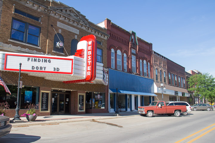 Webster Theater