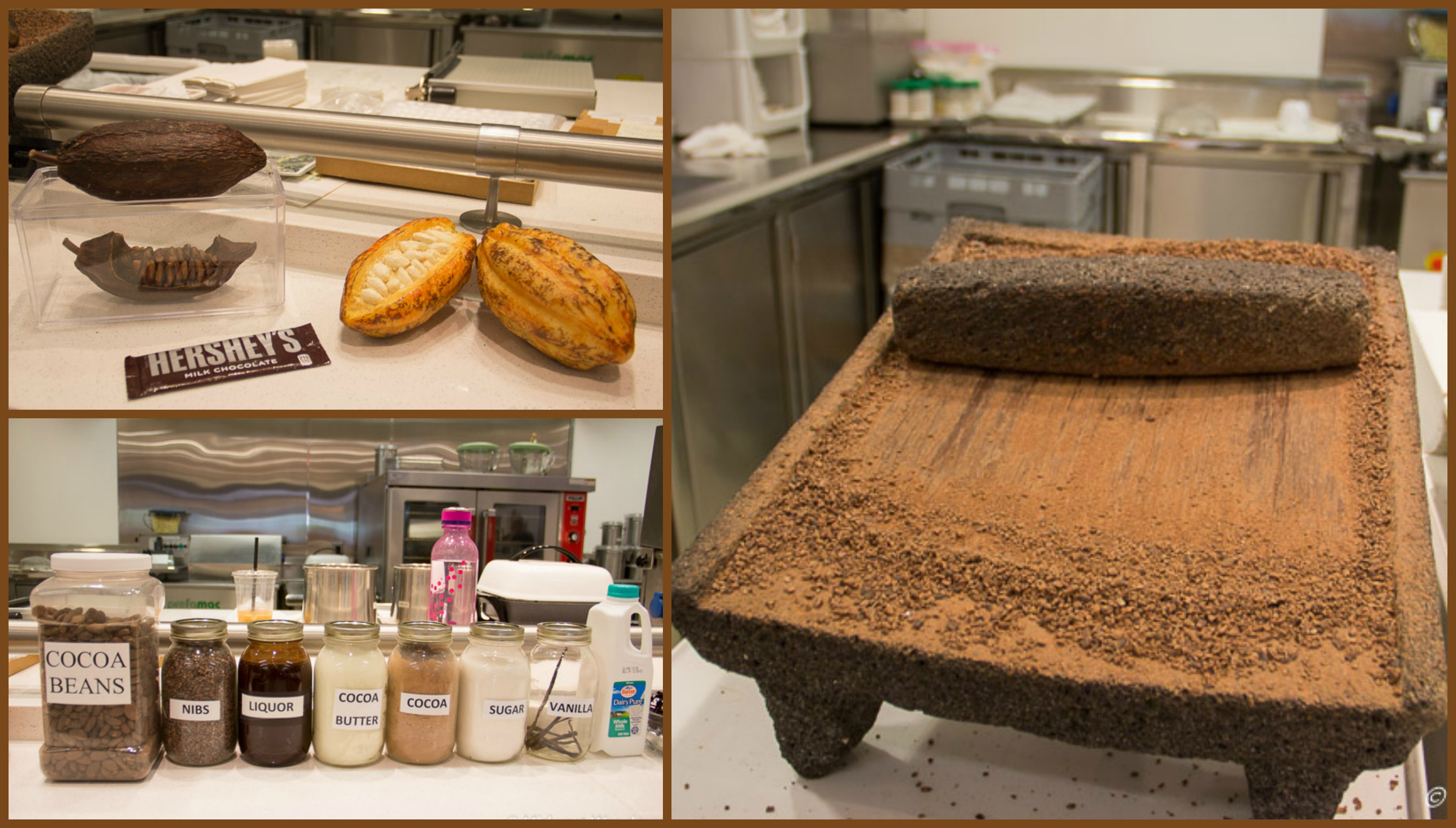 chocolate making process