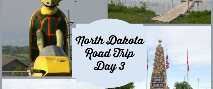 North Dakota Road Trip Day 3: Devil's Lake to Bottineau