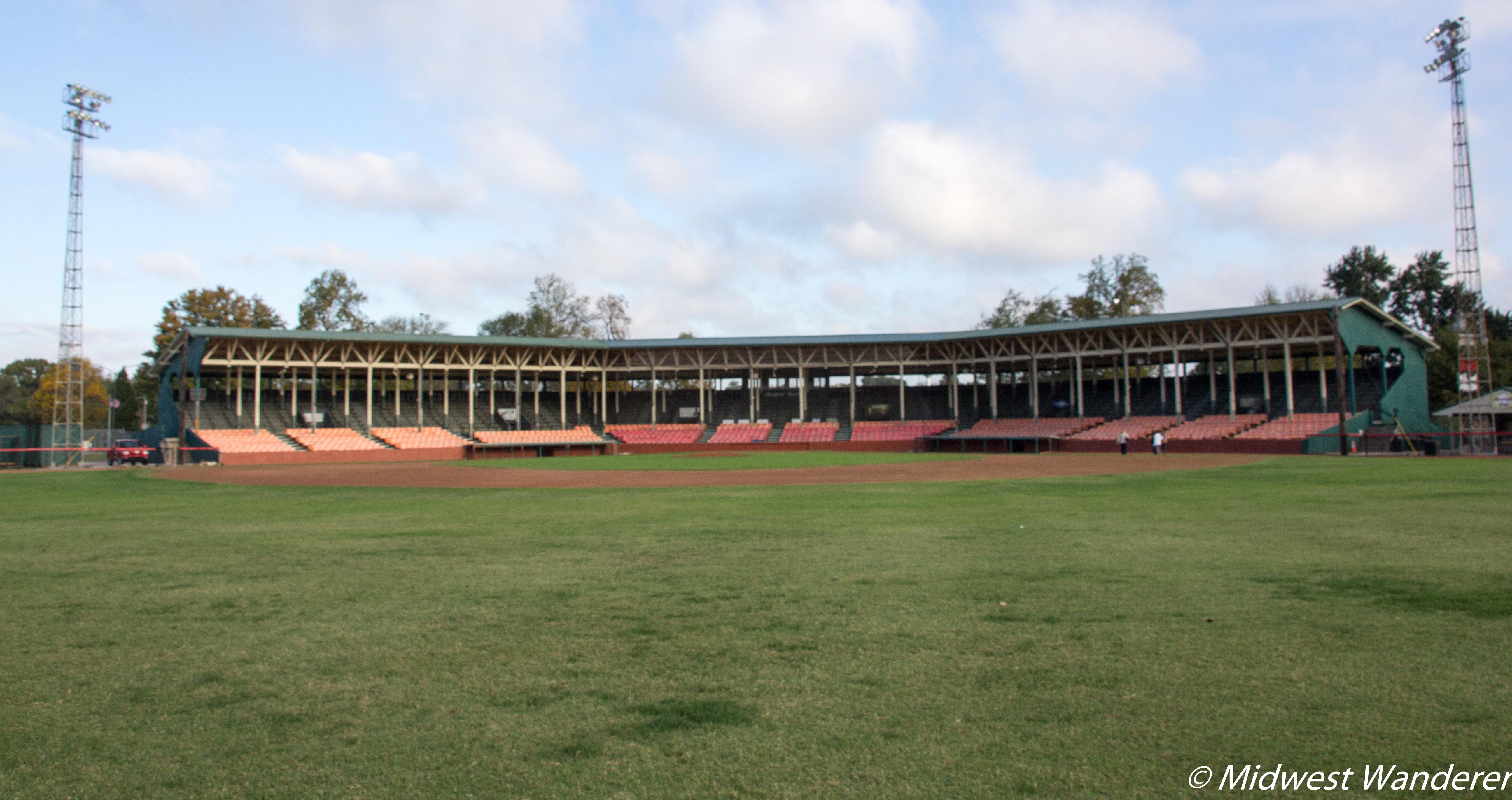 League Stadium, Huntingburg IN