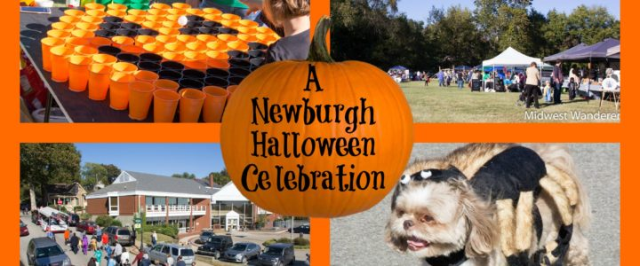 How Historic Newburgh Celebrates Halloween