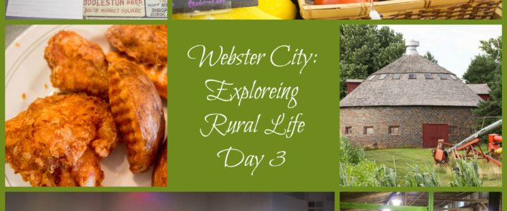 Webster City: Exploring Rural Life – Day 3