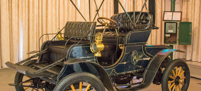 Elwood Haynes Museum: Automotive Pioneer Invented World's Strongest Metal Alloy
