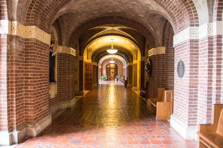 Cloister Hall