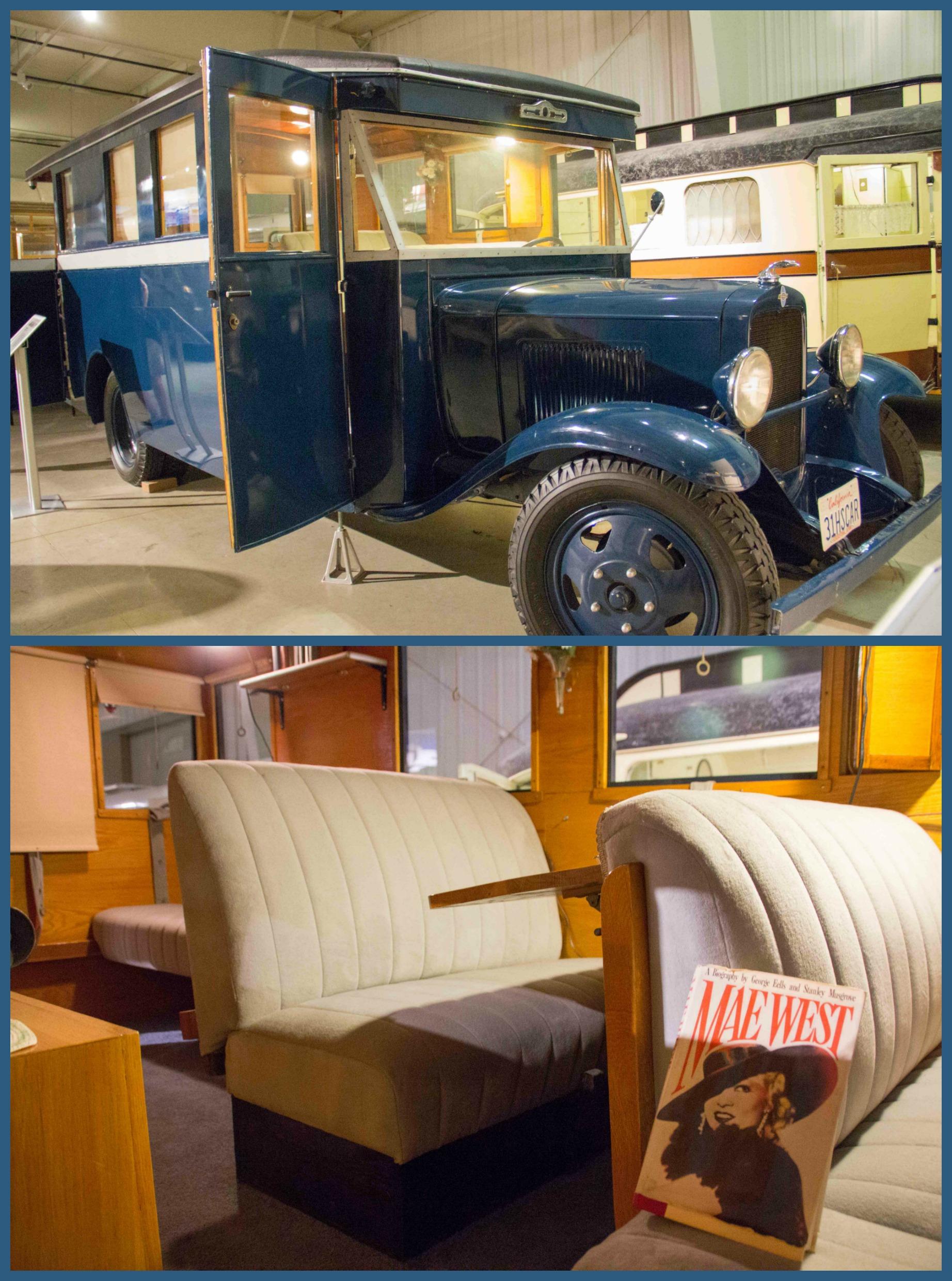 1931 Mae West Housecar