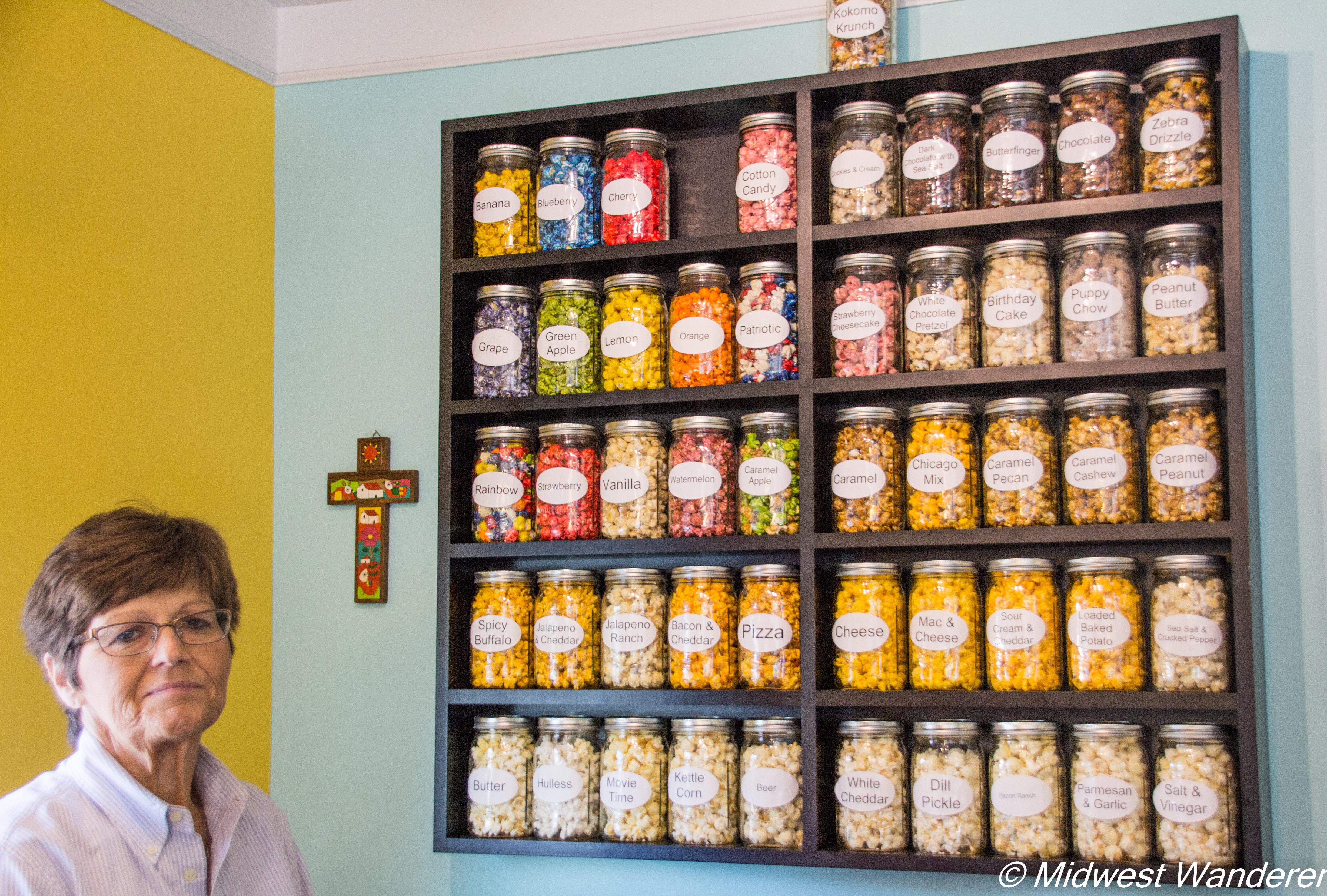 Popcorn Cafe Kokomo