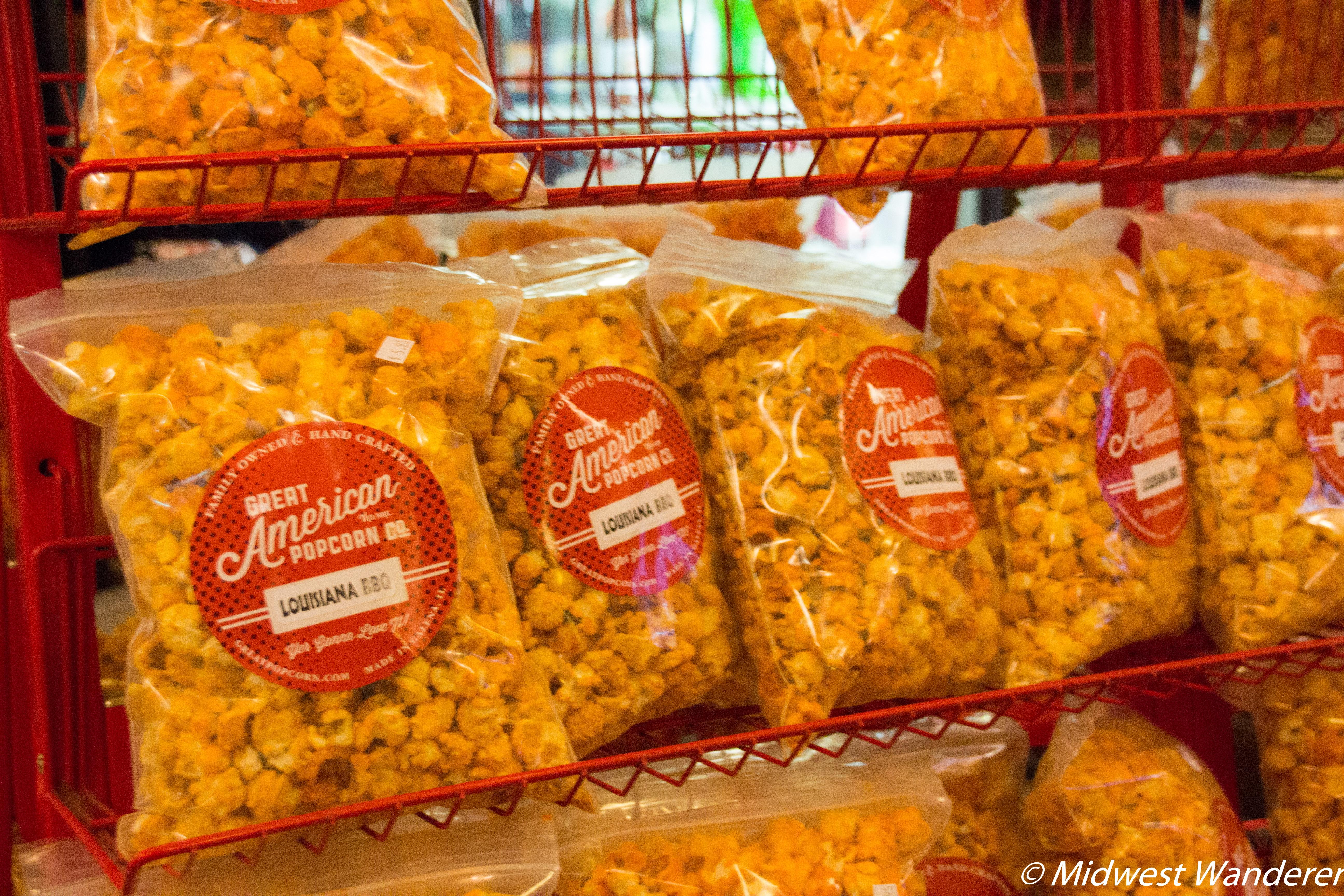 Great American Popcorn Company Galena
