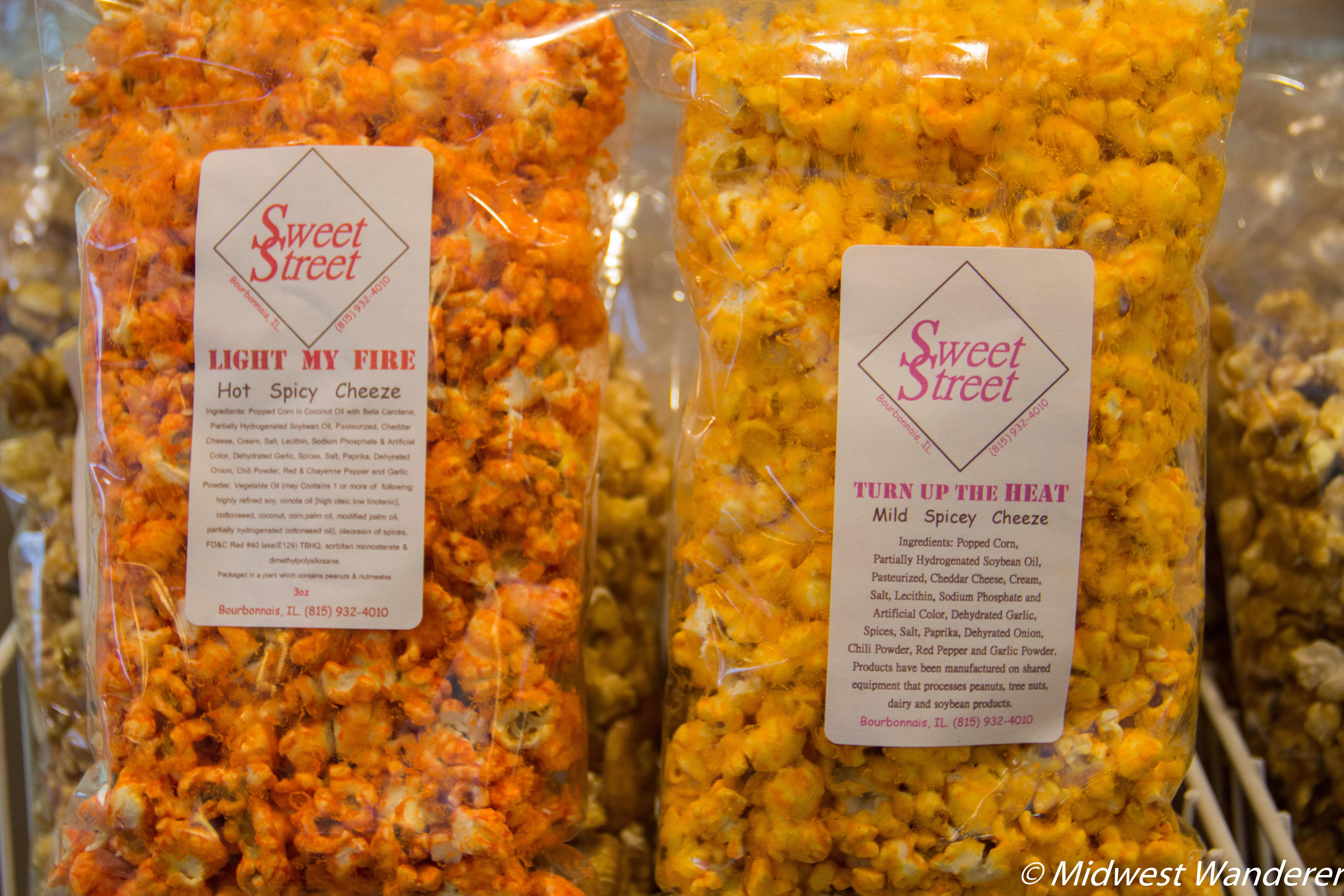 Sweet Street Popcorn