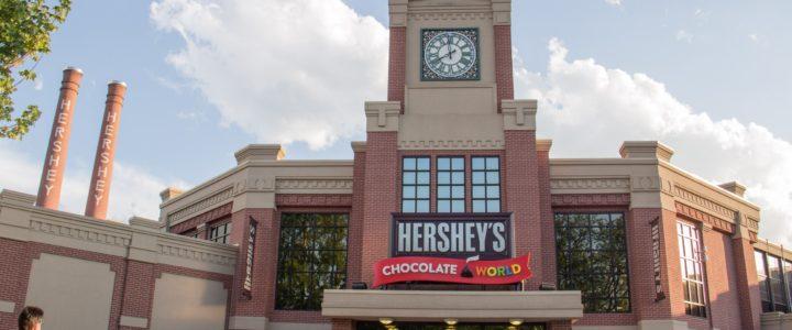 Hershey's Chocolate World: Chocolate Fun 5 Ways