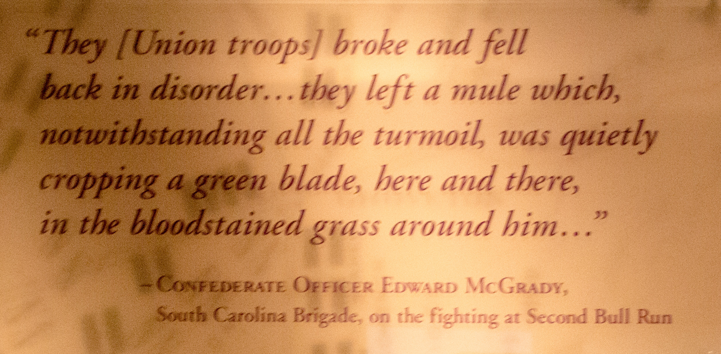 National Civil War Museum quote 1