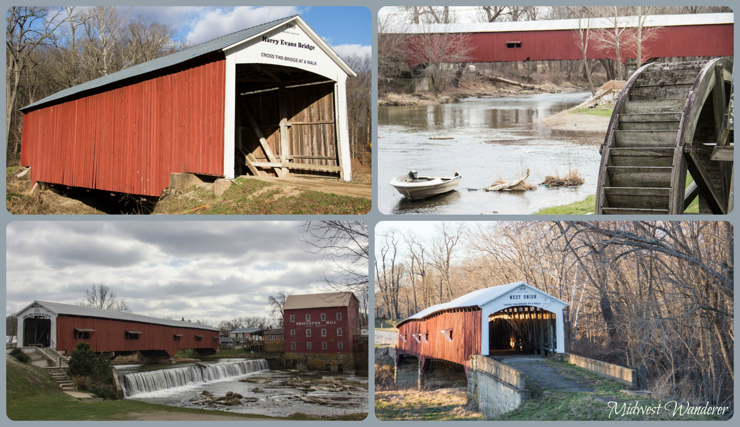 Park County Covered Bridges