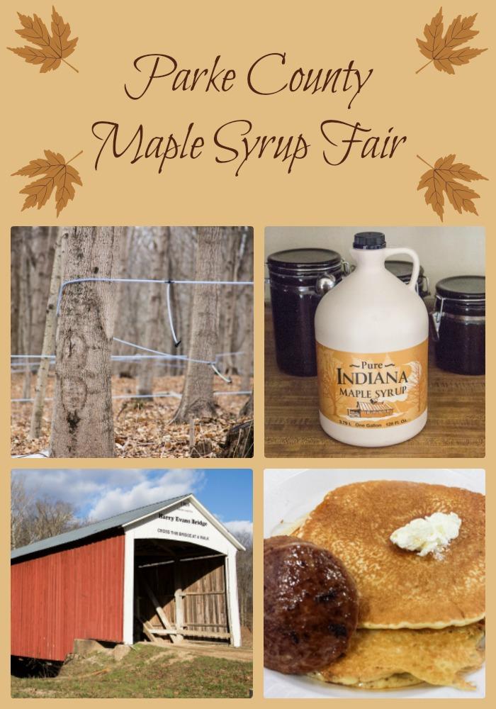 Parke County Maple Syrup Fair