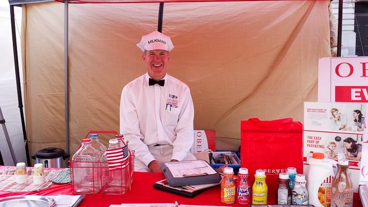Oberweis milkman