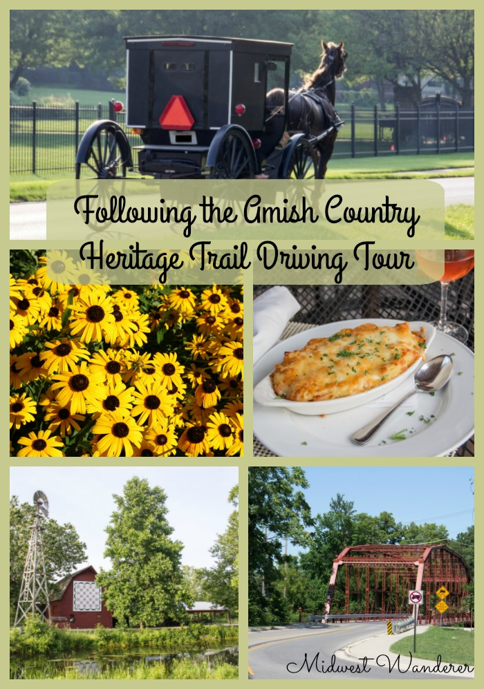 Heritage Trail Driving Tour