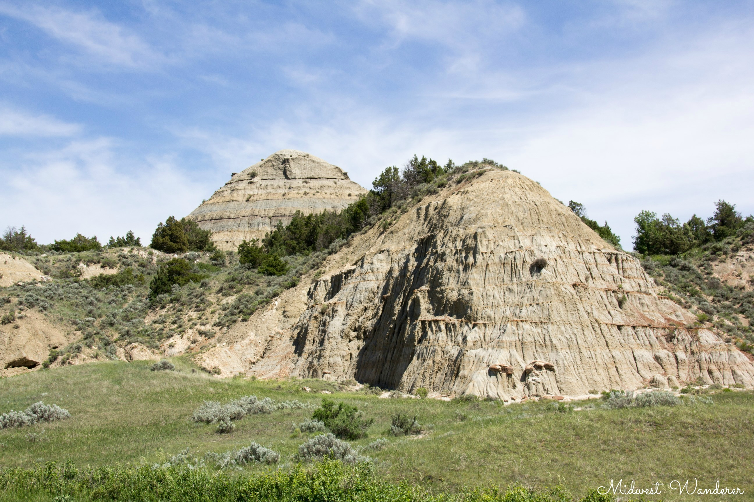 Theodore Roosevelt National Park - 2