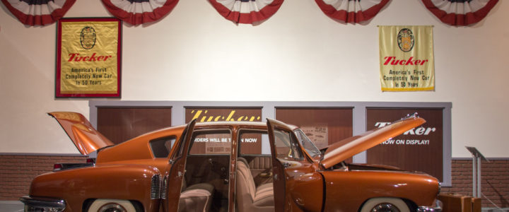 AACA Museum: World's Largest Tucker Car Collection