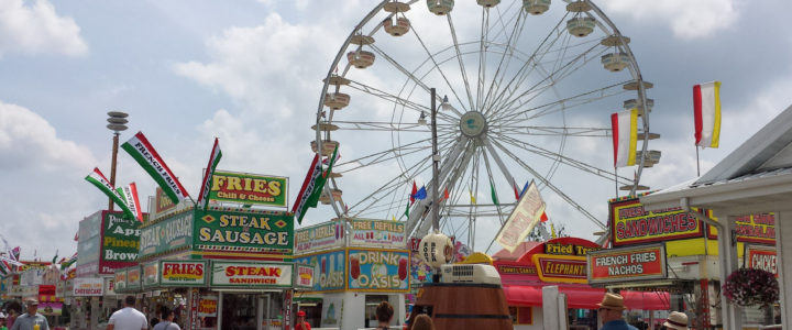 Elkhart County Fair: Indiana's Largest County Fair