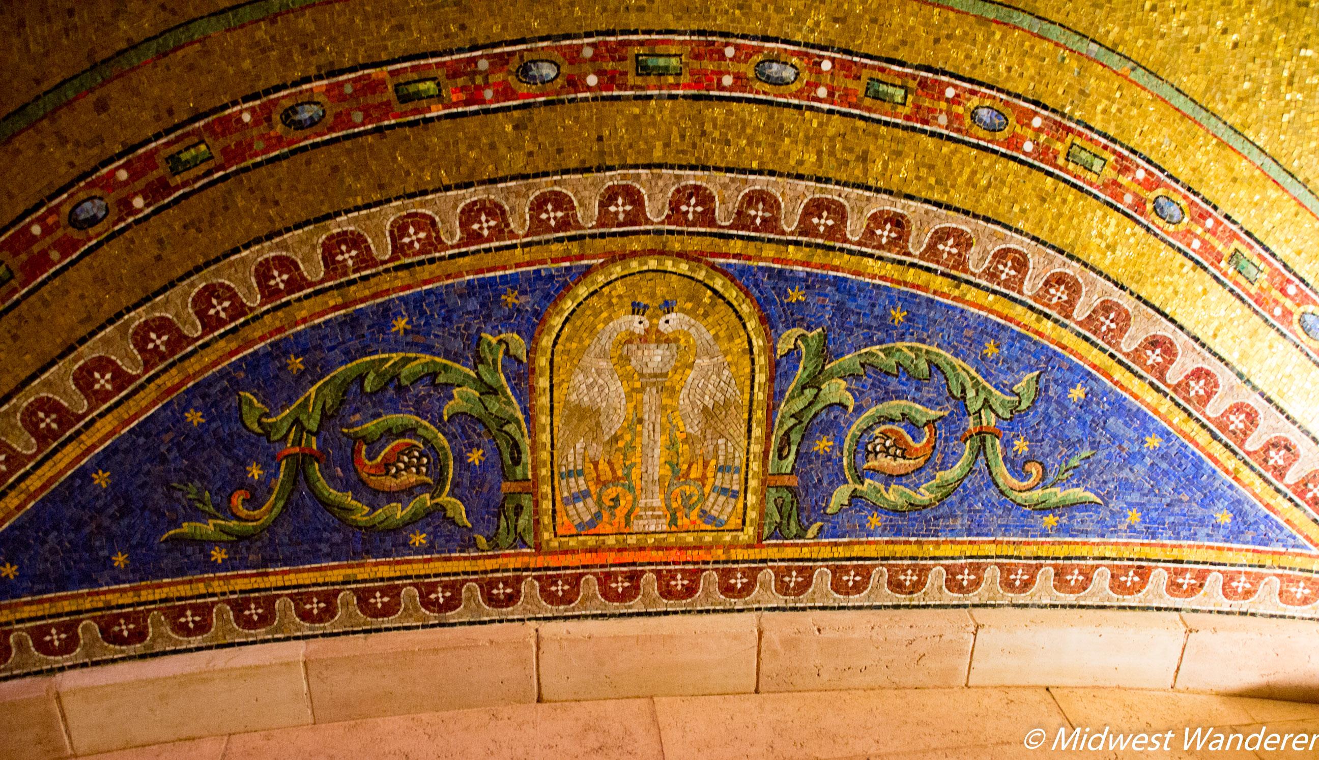 Hershey Theatre - Mosaic