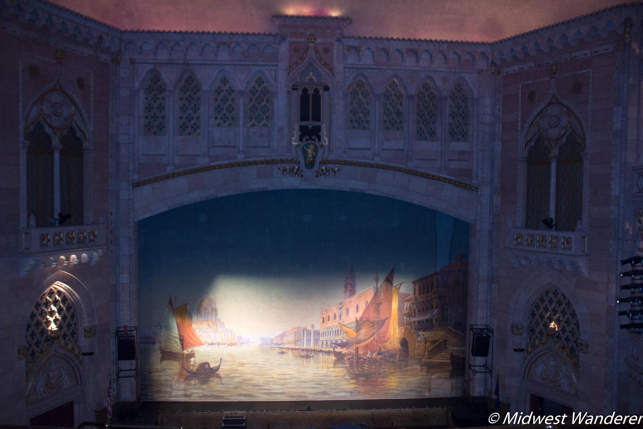 Hershey Theatre Lower Balcony View 3