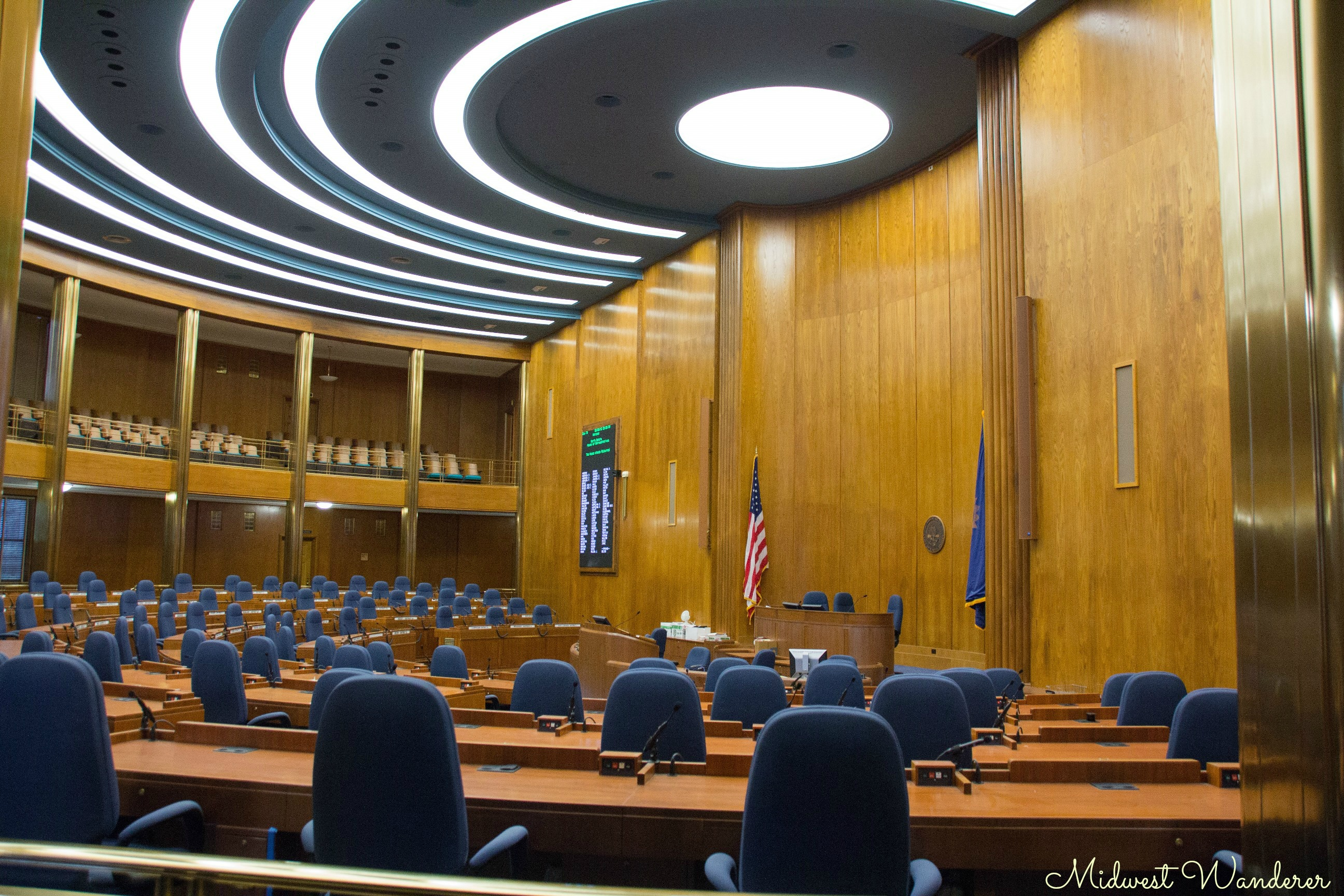 House of Representatives Chamber