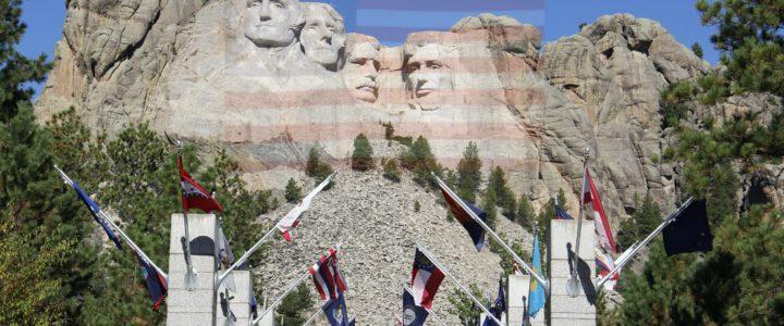 Mount Rushmore Symbolism