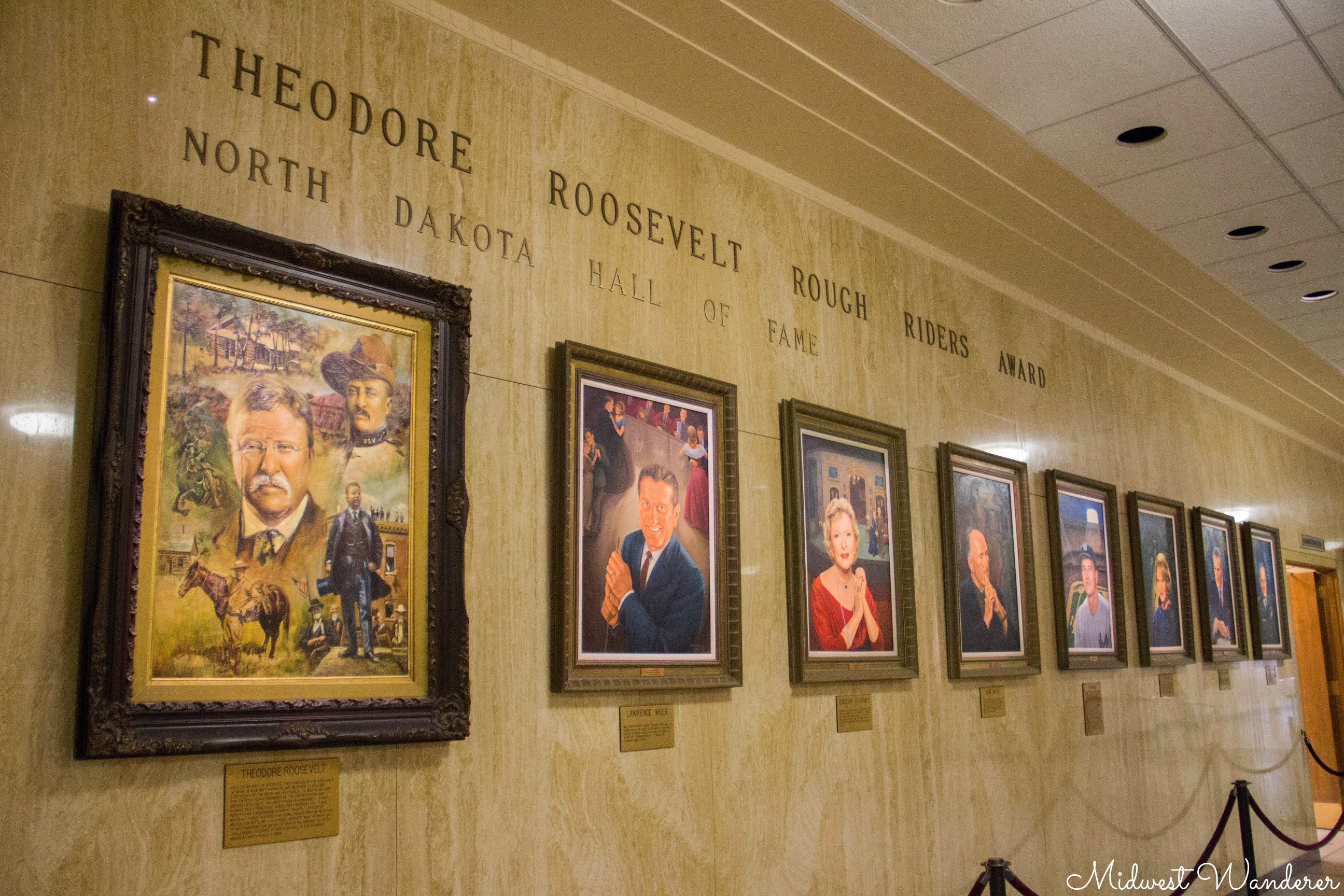 Rough Rider Hall of Fame
