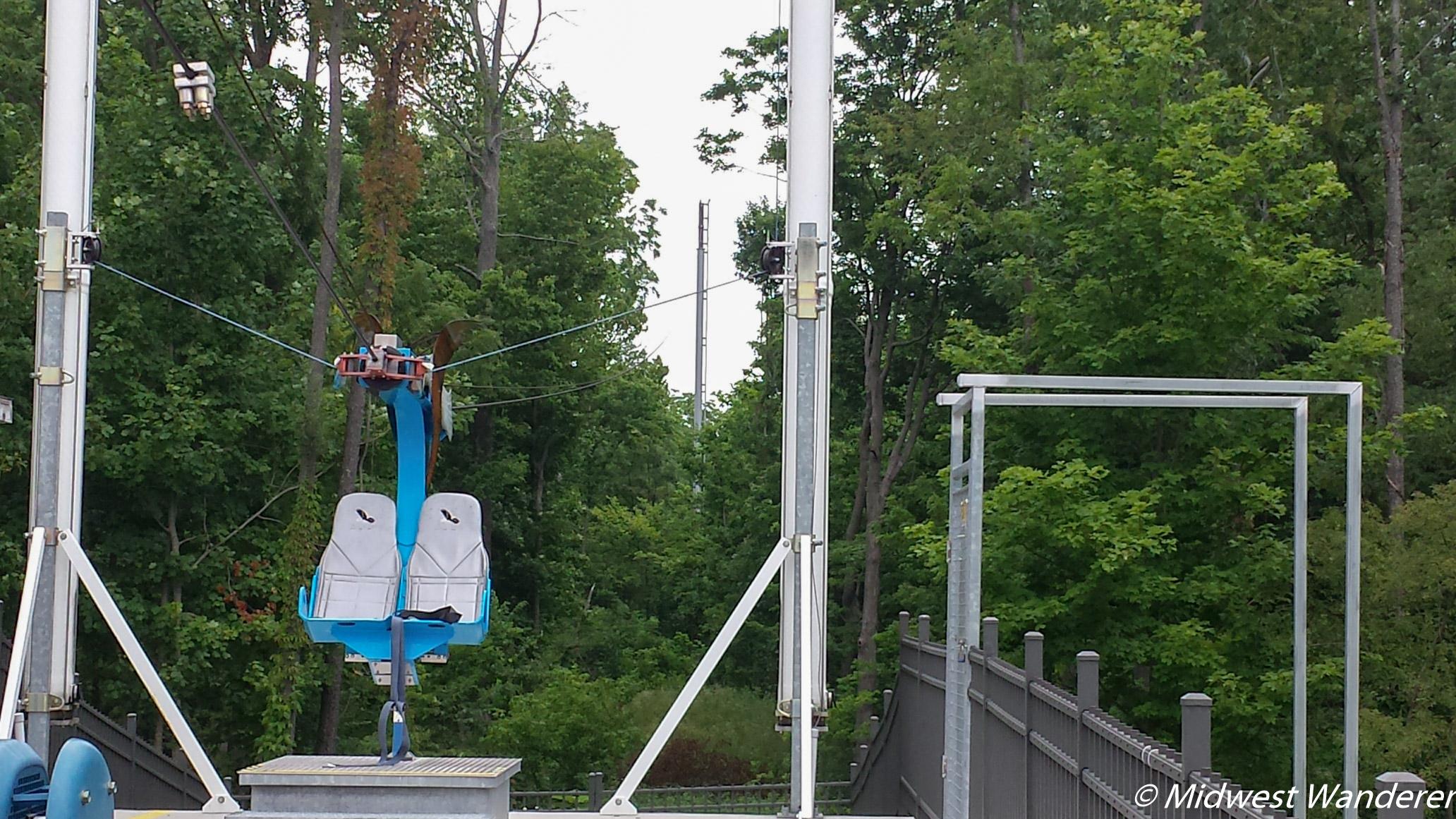 Soaring Eagle Zip Line, Mooresville, Indiana 3