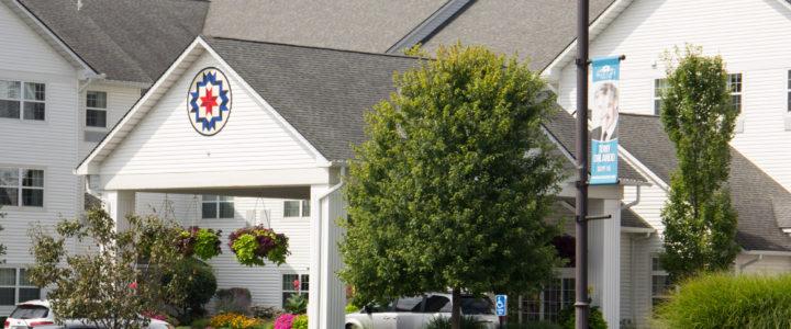 Midwest wanderer empty nesters exploring america 39 s Blue gate garden inn shipshewana in
