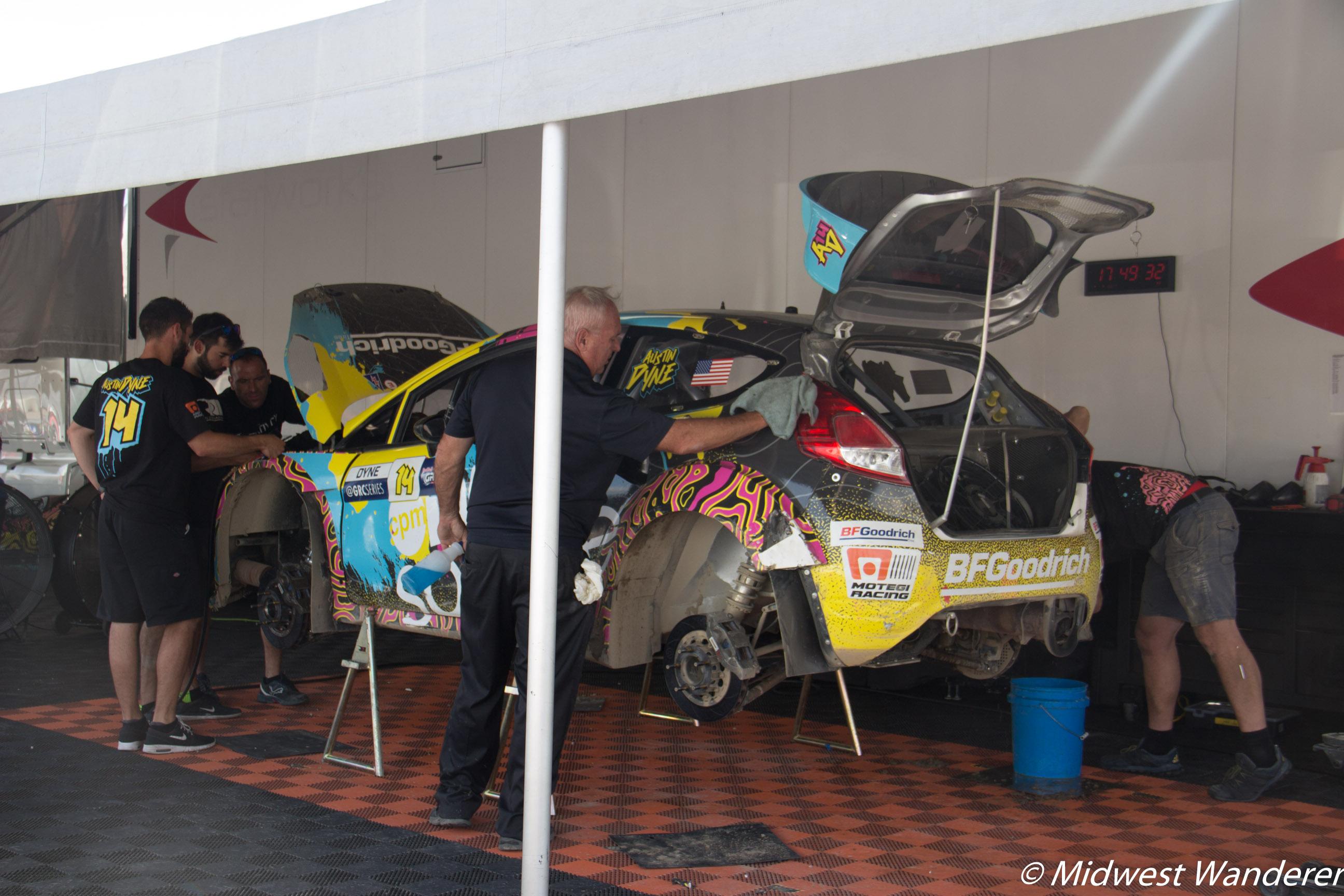 Lucas Oil Raceway - Red Bull Global RallyCross - 8