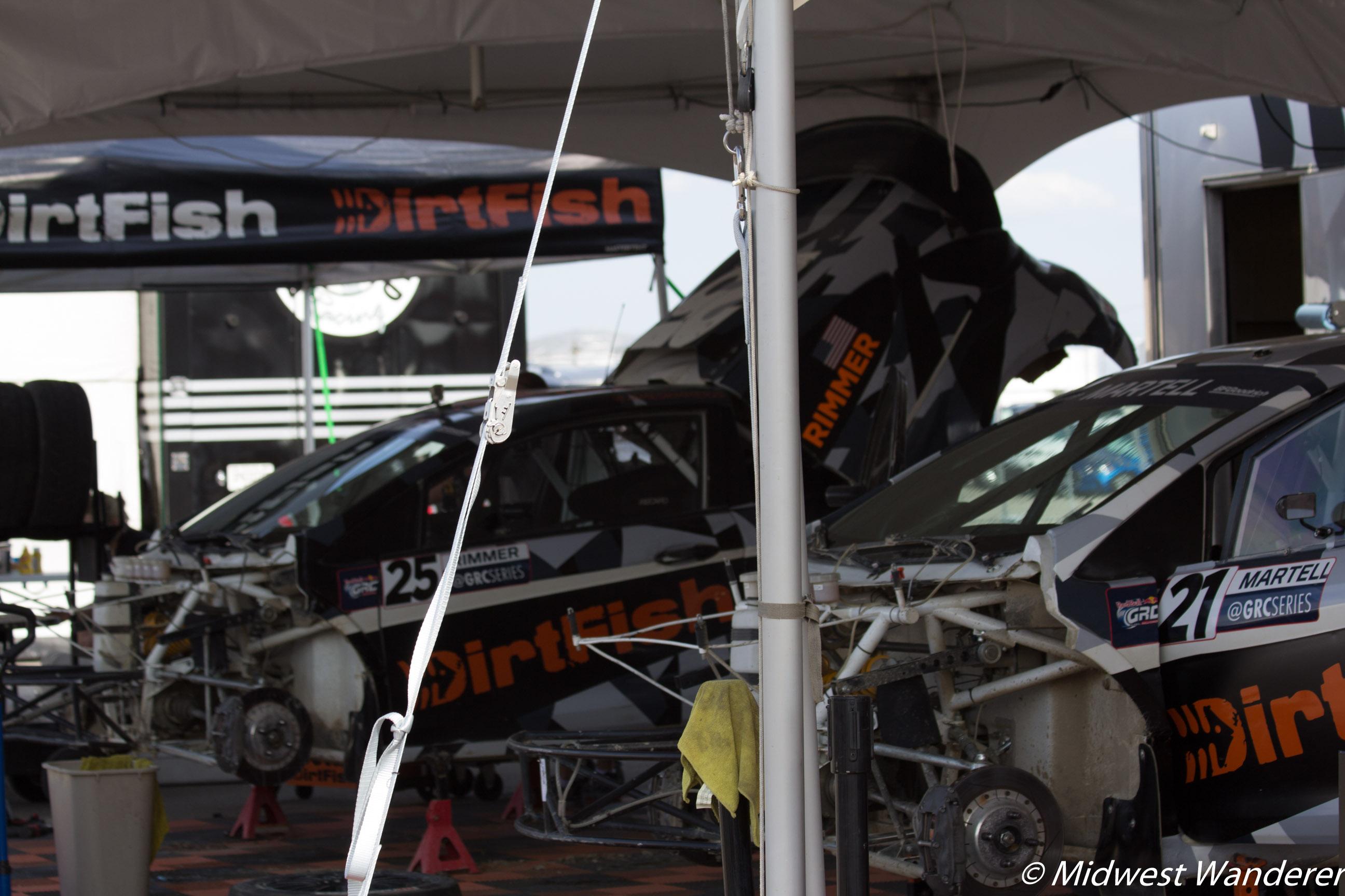 Lucas Oil Raceway - Red Bull Global RallyCross - 10