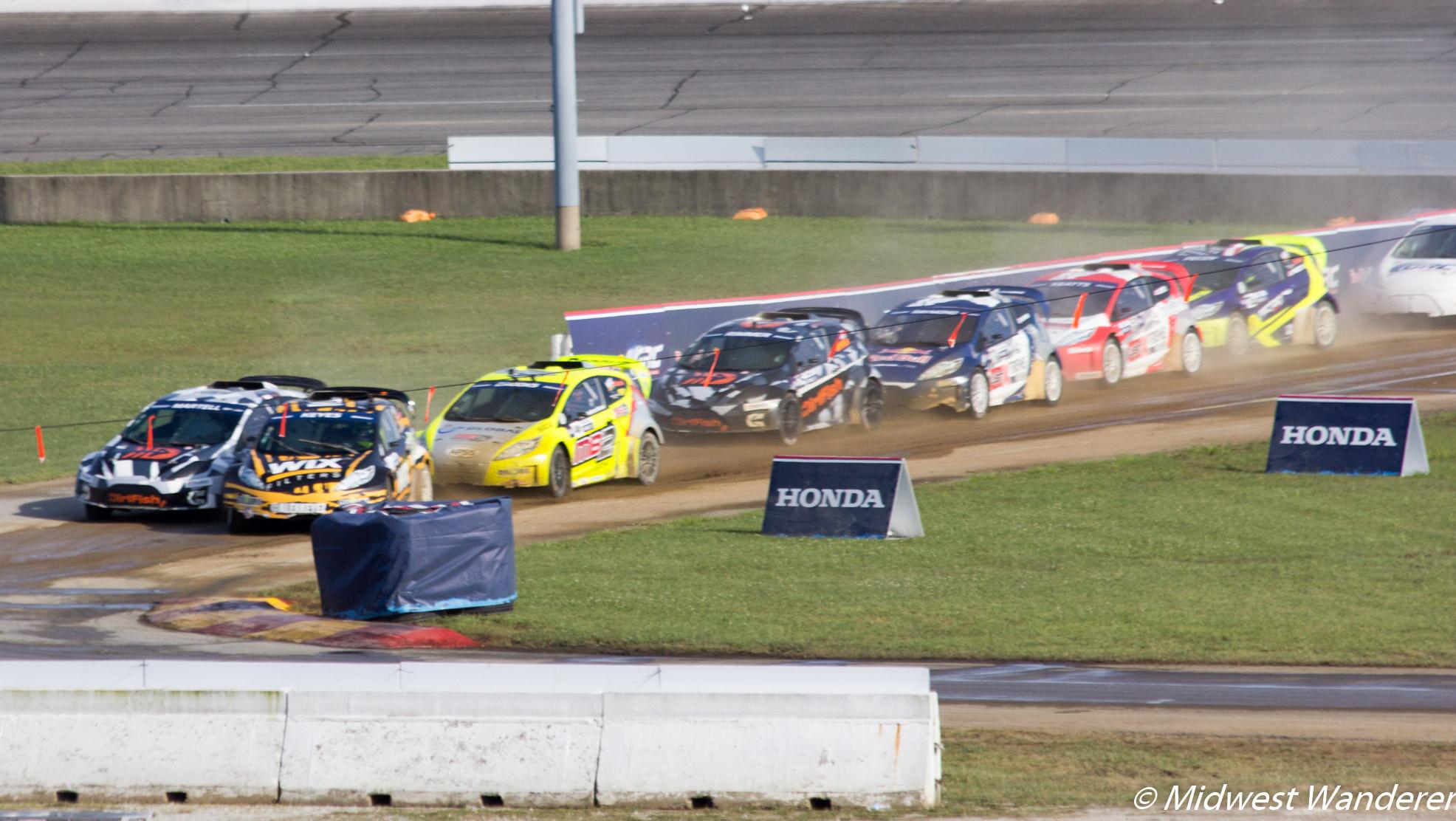 Lucas Oil Raceway - Red Bull Global RallyCross - 3