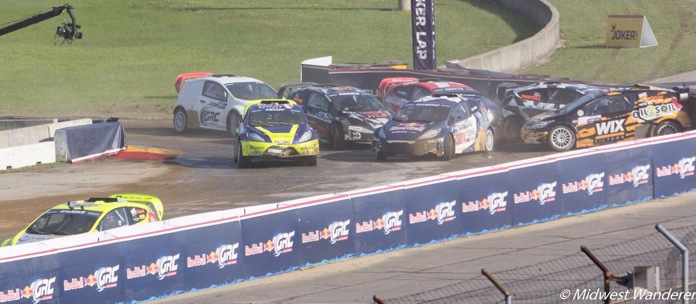 Lucas Oil Raceway - Red Bull Global RallyCross - 4