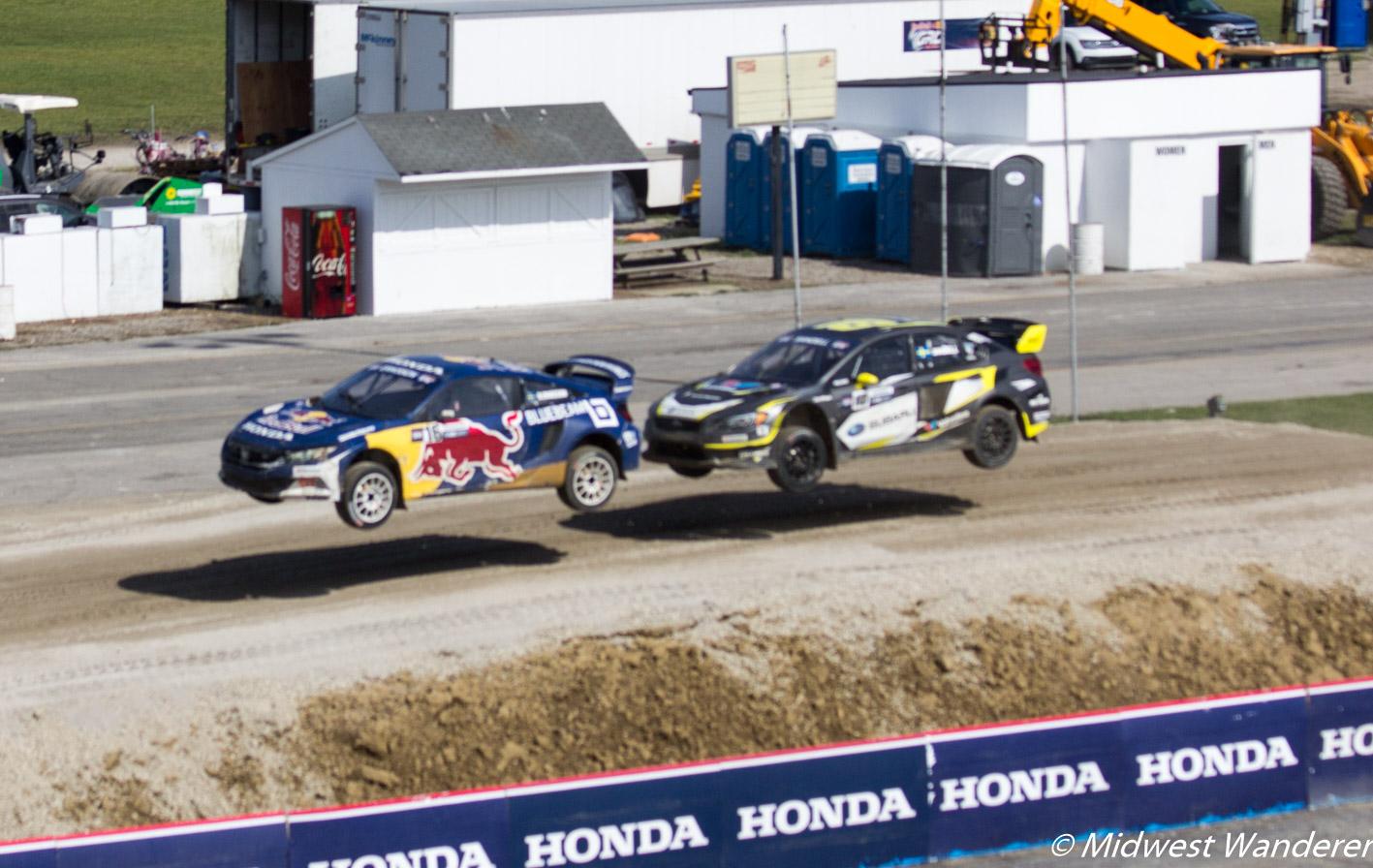 Lucas Oil Raceway - Red Bull Global RallyCross - 1