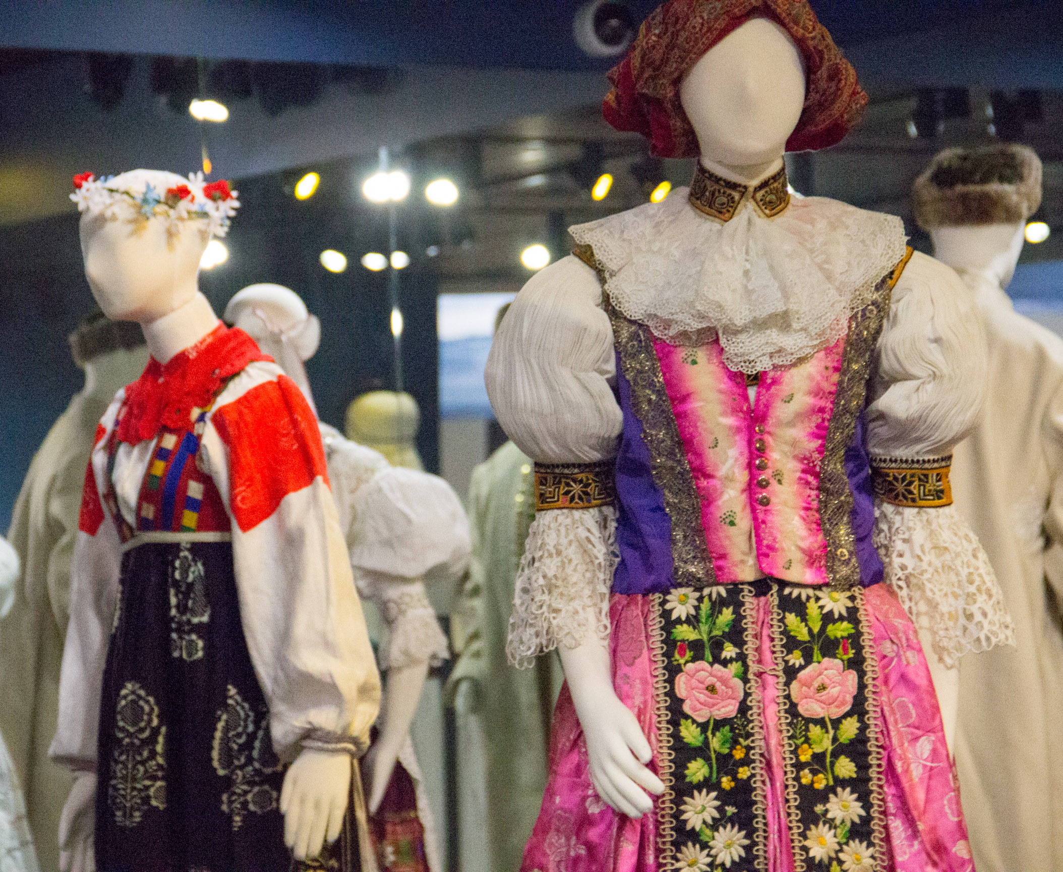 Traditional Czech and Slovak Clothing