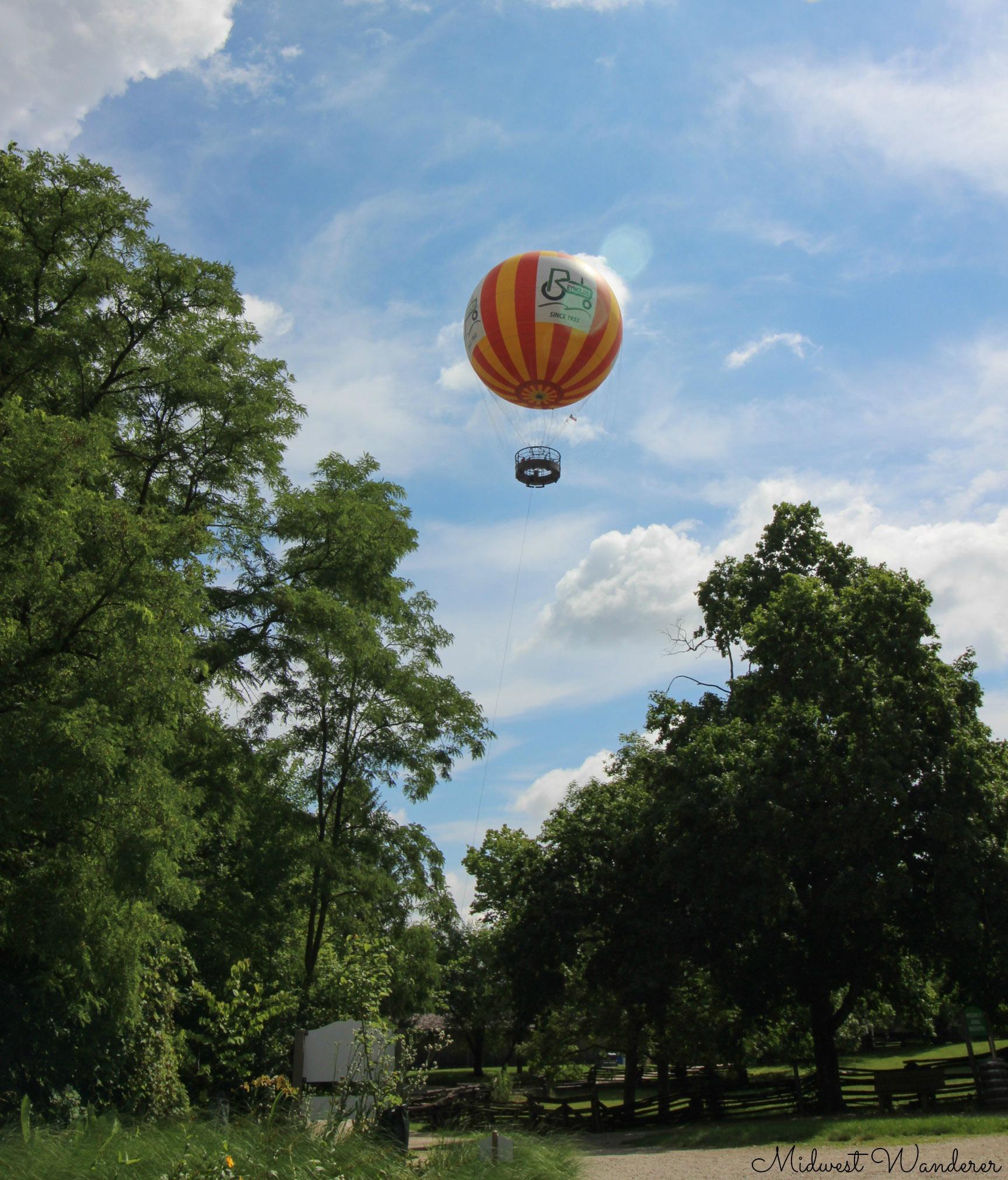 1859 Balloon Adventure - 1