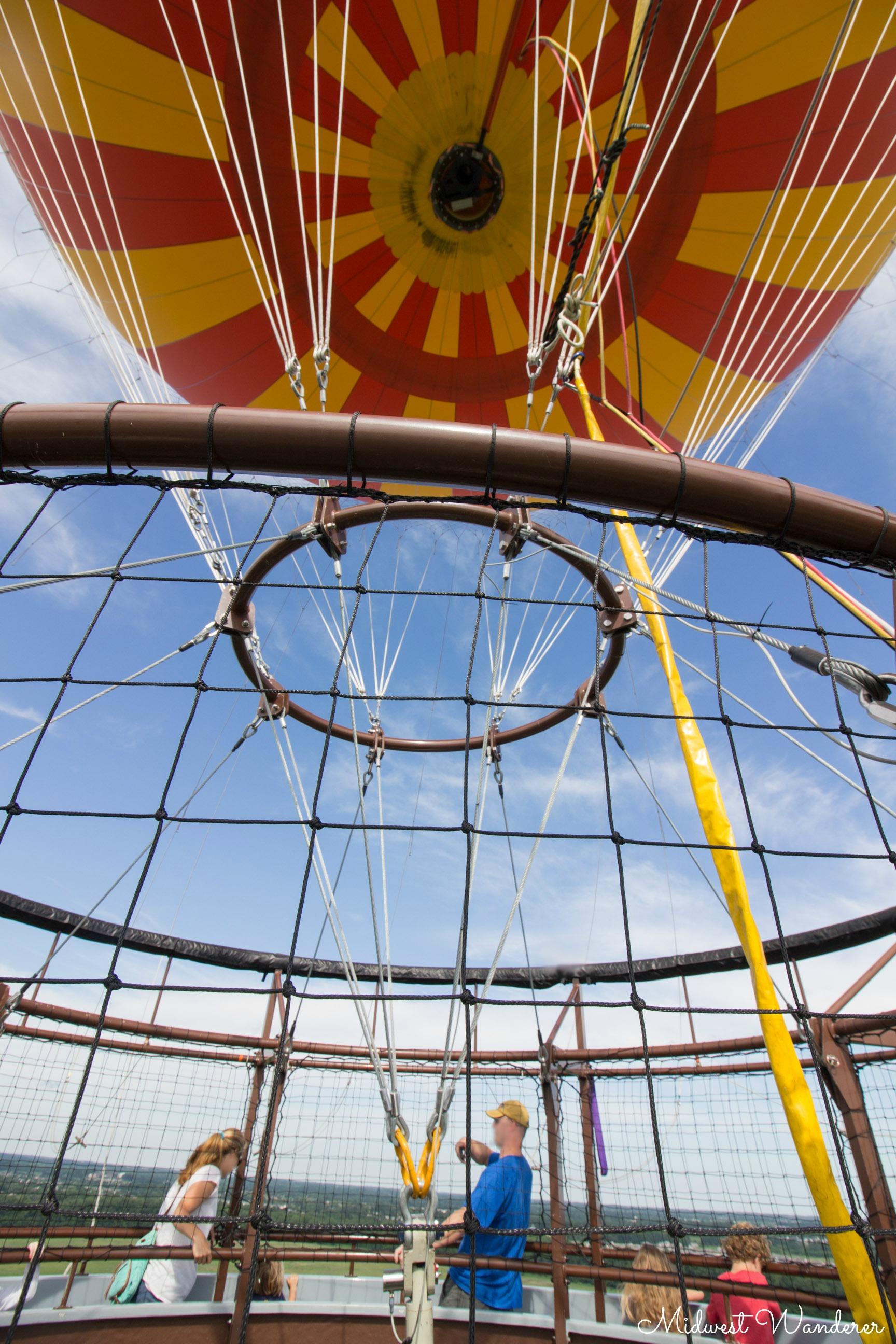 Conner Prairie 1859 Balloon Adventure - 3