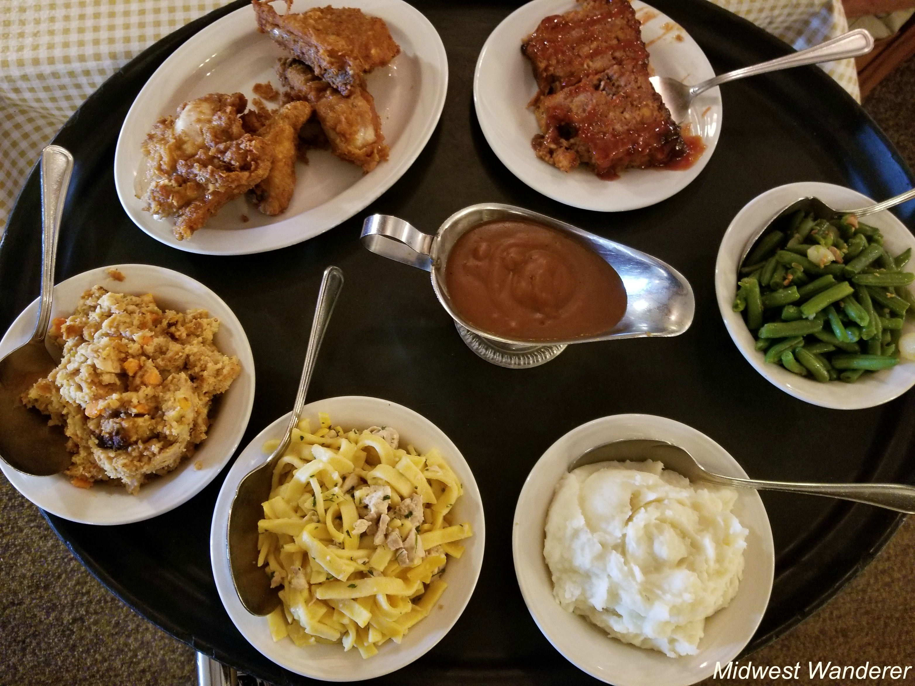 Blue Gate Family-Style Meal