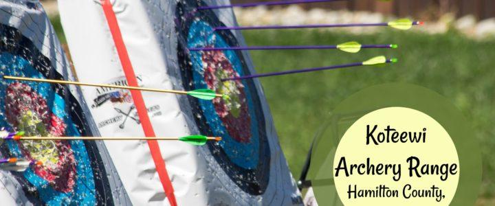 Koteewi Archery Range: A Hamilton County Bullseye