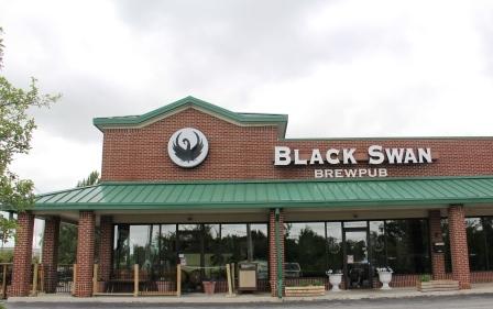 Black Swan Brewpub exterior