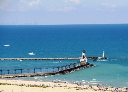 Lake Michigan Beach Indiana The Best Beaches In World
