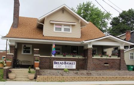 Bread Basket Cafe exterior