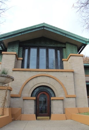 Frank Lloyd Wright Dana-Thomas House, Springfield IL: 12,000 Square Feet of Phenomenal